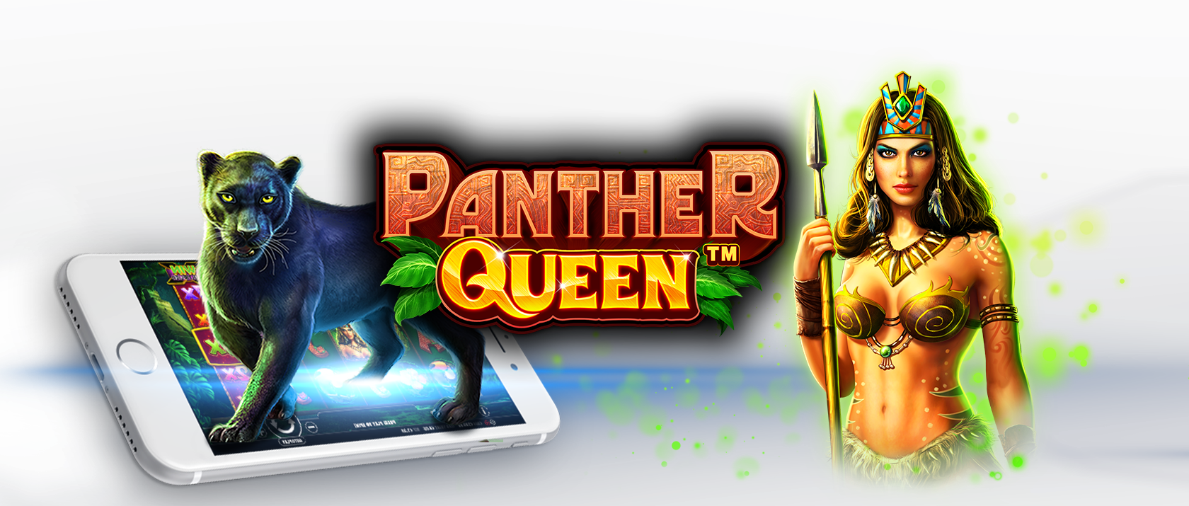 panther queen logo slots