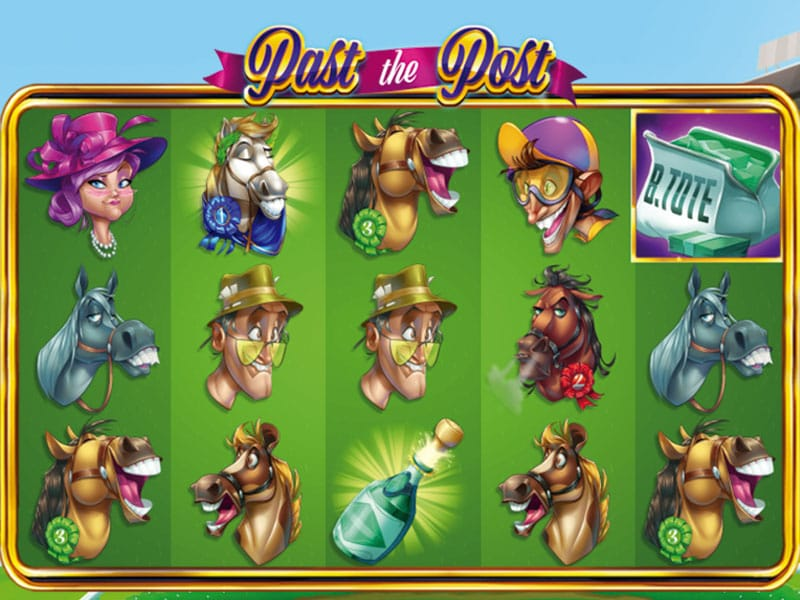 slots games past the post bets