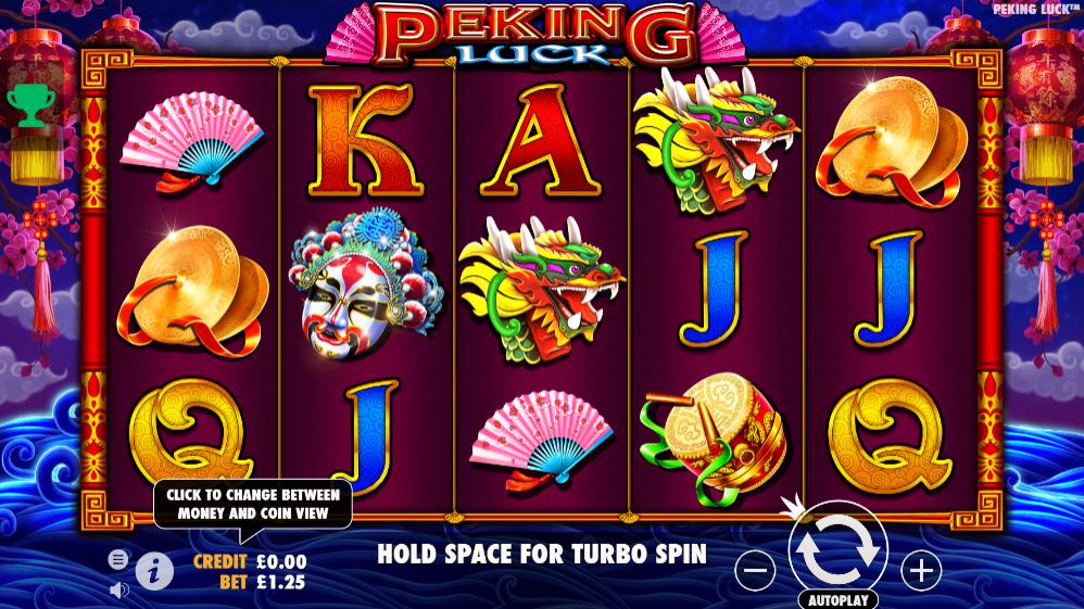 peking luck game