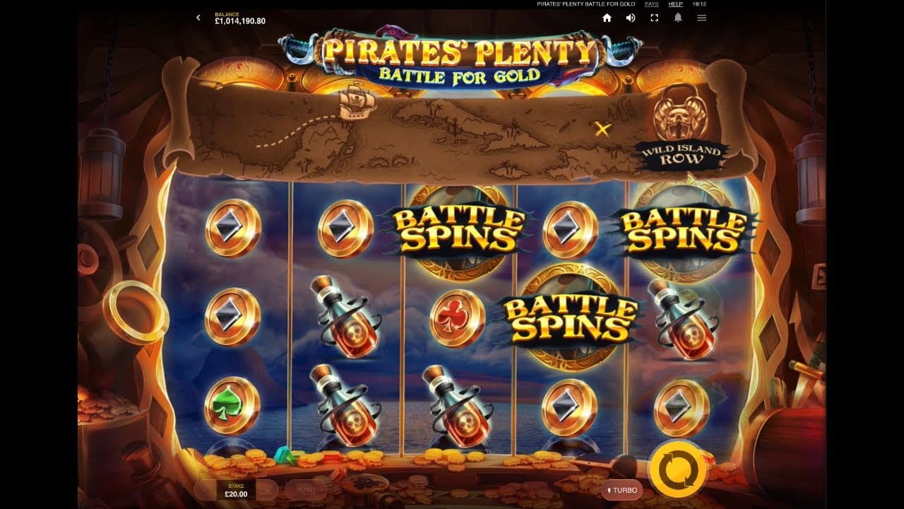 pirates plenty battle for gold gameplay