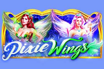 pixie wings logo game