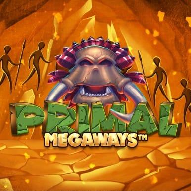 Primal Megaways Logo Slot