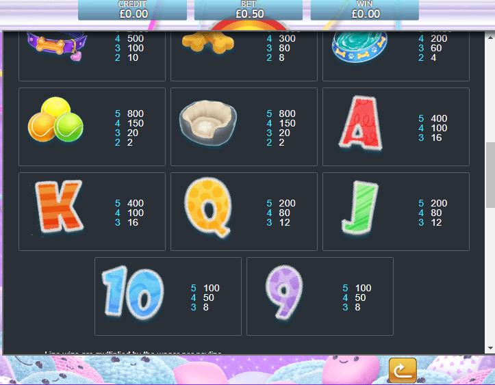 Puggy Payout slot screenshot