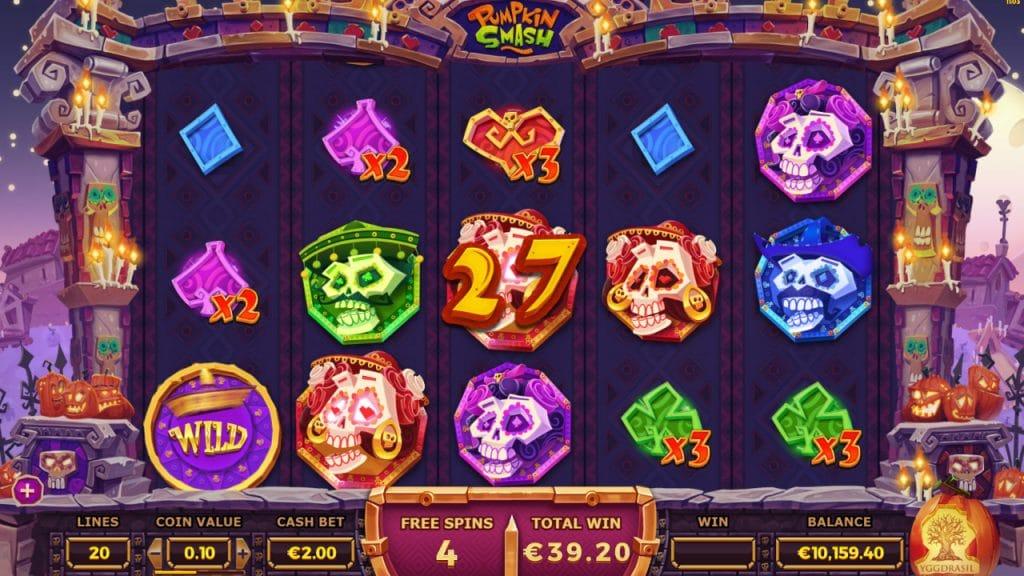 Spiele Pumpkin Smash - Video Slots Online