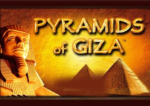Pyramids of Giza Logo