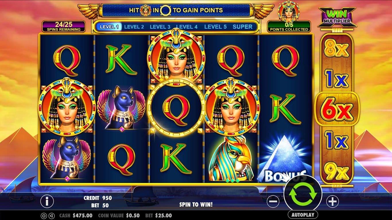queen gold help slots