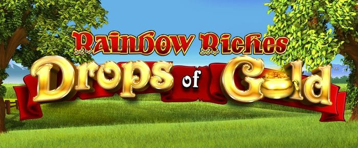 riches rainbow drops gold slots