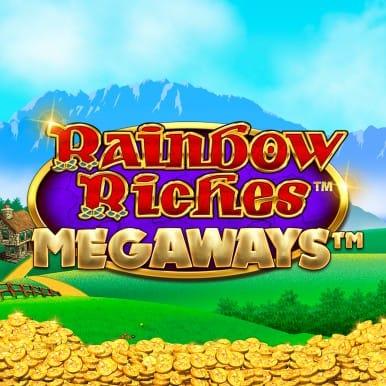 Rainbow Riches Megaways Slots Logo