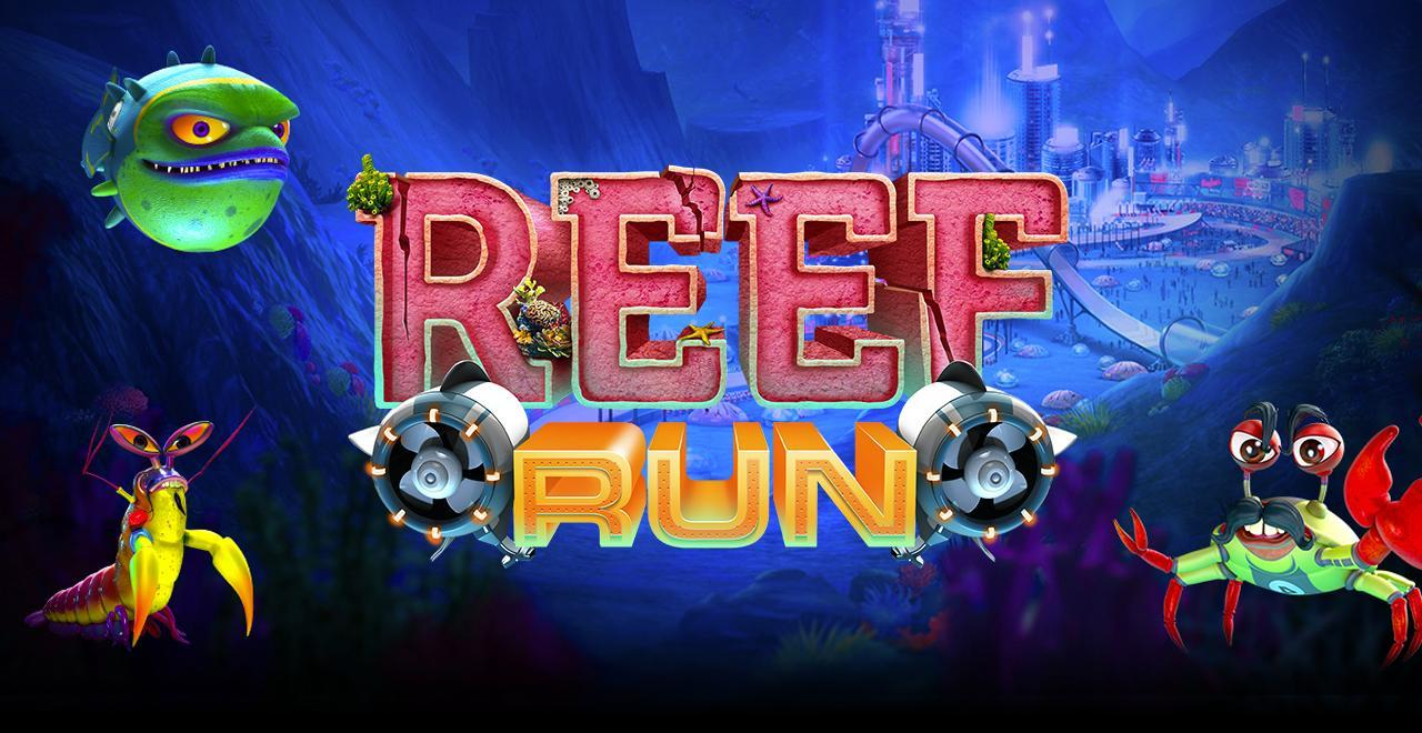 reef run game slots