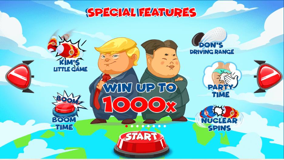 rocket men slots casino online