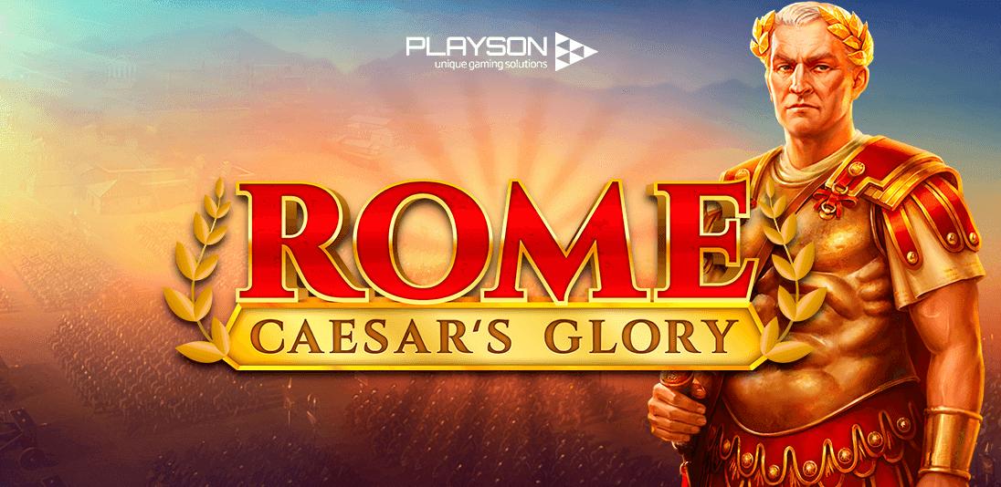 Rome: Ceasar's Glory Slots Barbados Bingo