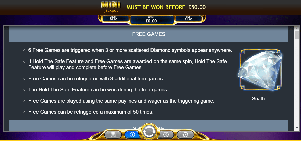 safe slots spin jackpot game