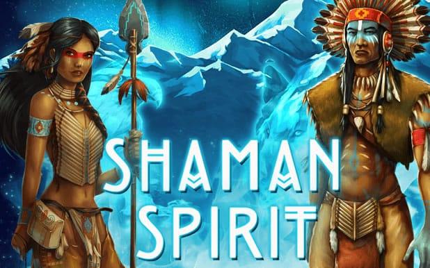 Shaman Spirit Jackpot logo
