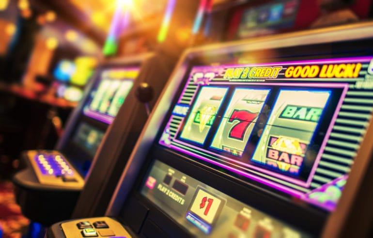 slots bingo games