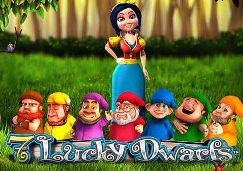 7 Lucky Dwarfs logo slot