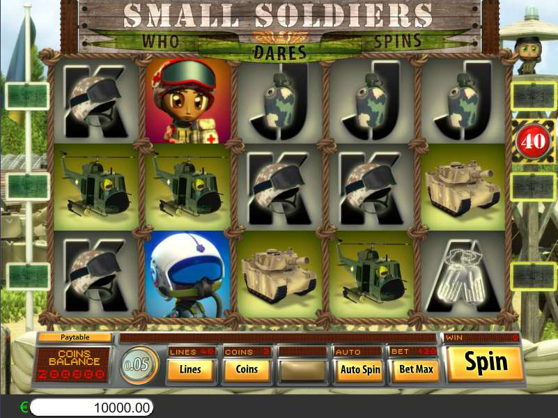 small soldiers game online play