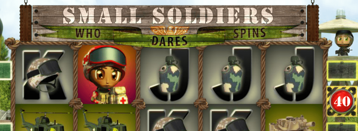 small soldiers game slots online