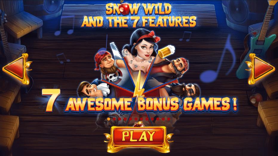 snow wild casino slots