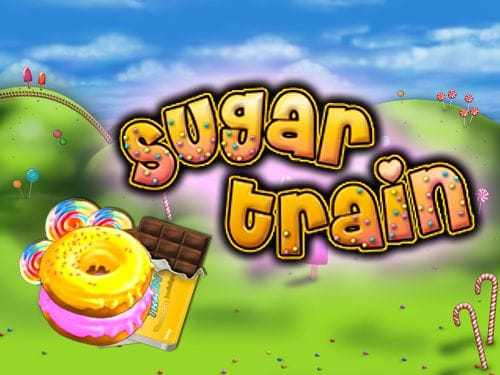 Sugar Train Jackpot logo