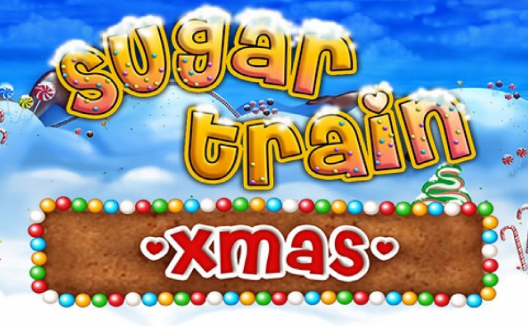 Sugar Train Xmas Jackpot logo