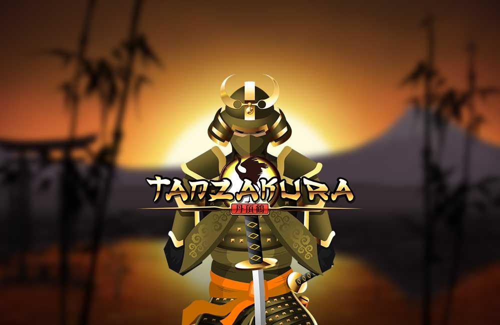 Tanzakura Slot Logo