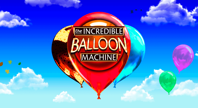 The Incredible Balloon Machine Slot Barbados Bingo