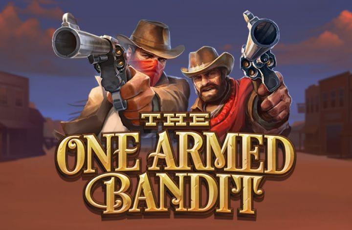 The One Armed Bandit Slot Logo