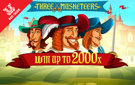 three musketeers game slots online