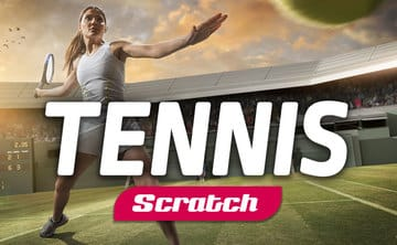 tennis slots game casino