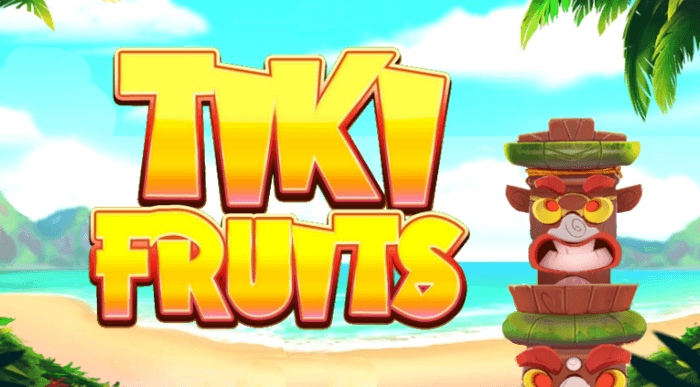tiki fruits slots game online