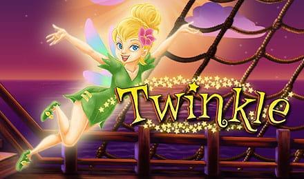 Twinkle Jackpot logo