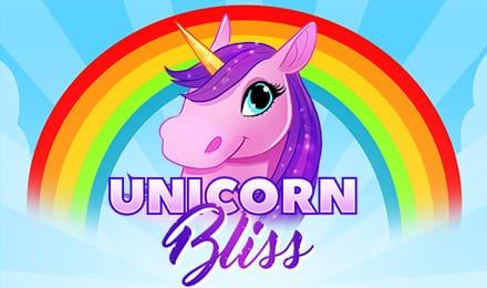 Unicorn Bliss Jackpot logo