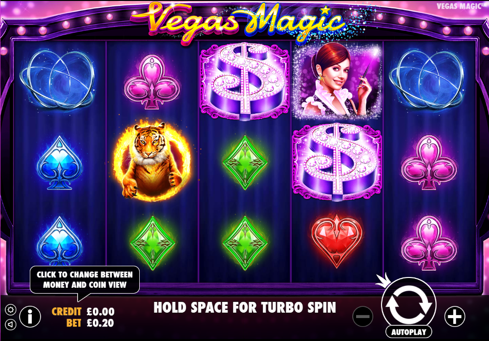 vegas magic casino online slots