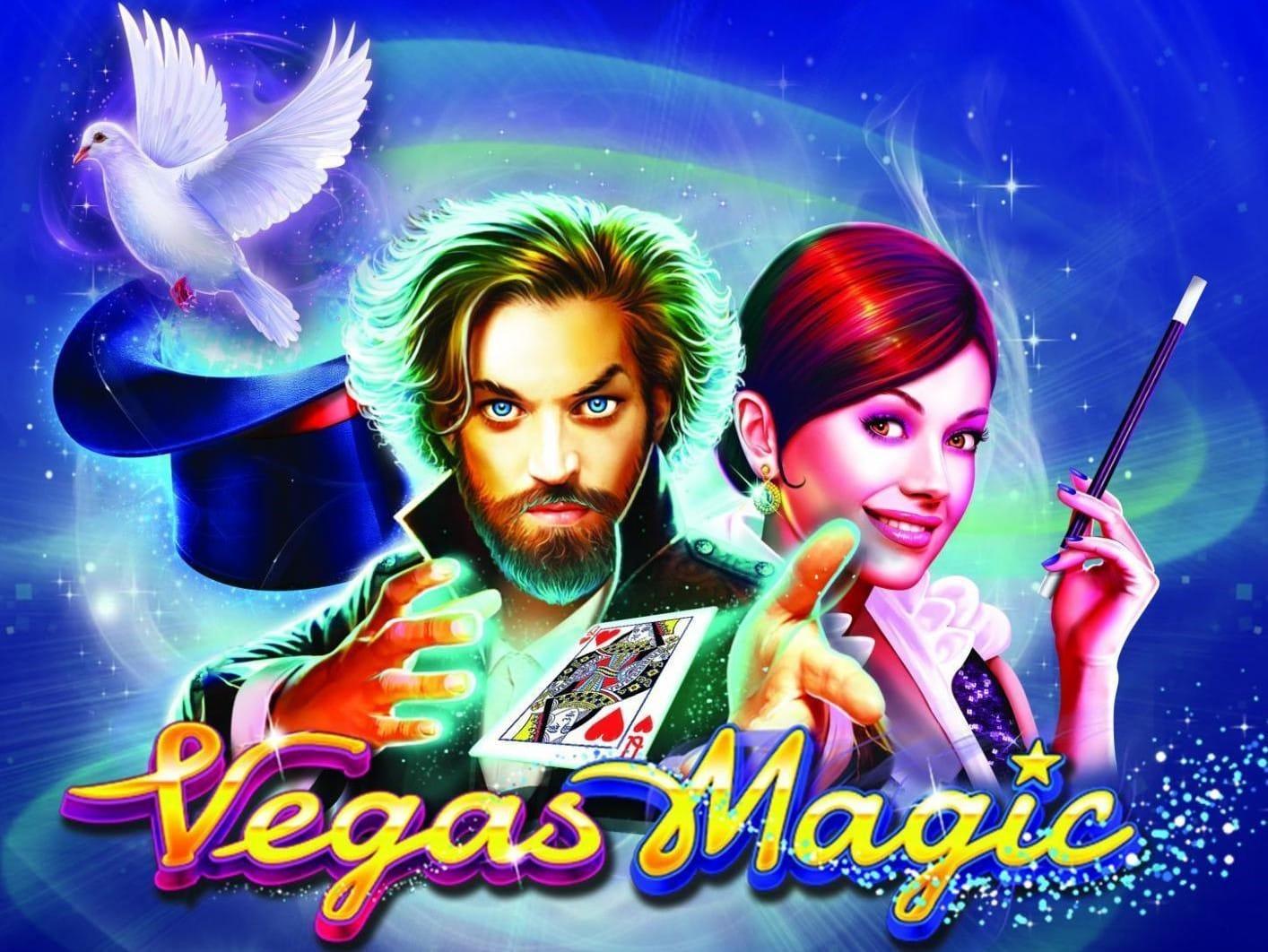 vegas magic game slots wins