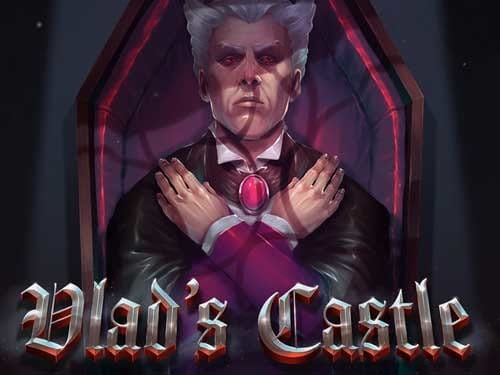 Vlad's Castle logo slot