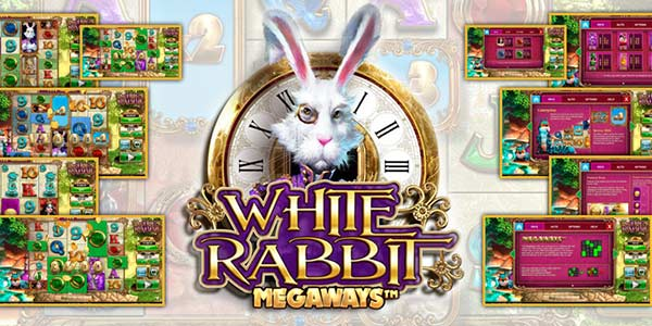 white rabbit game slots