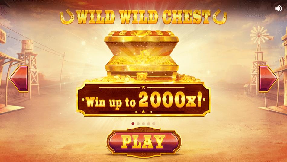 wild wild chest slots spins
