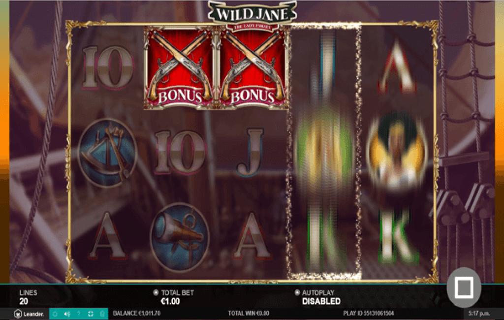 wild jane slots online