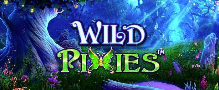 Wild Pixies Slots Barbados Bingo